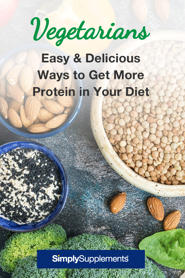 Vegetarian protein sources aren't always easy to find. In this article we look at plant based sources suitable for a range of cases including low carb diets and building muscle.