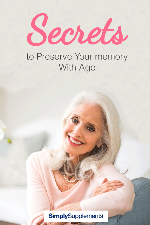 It's natural for your memory to decline with age, but are there things we can do to fight this? In this guide we look at memory preservation solutions - some of which might surprise you!