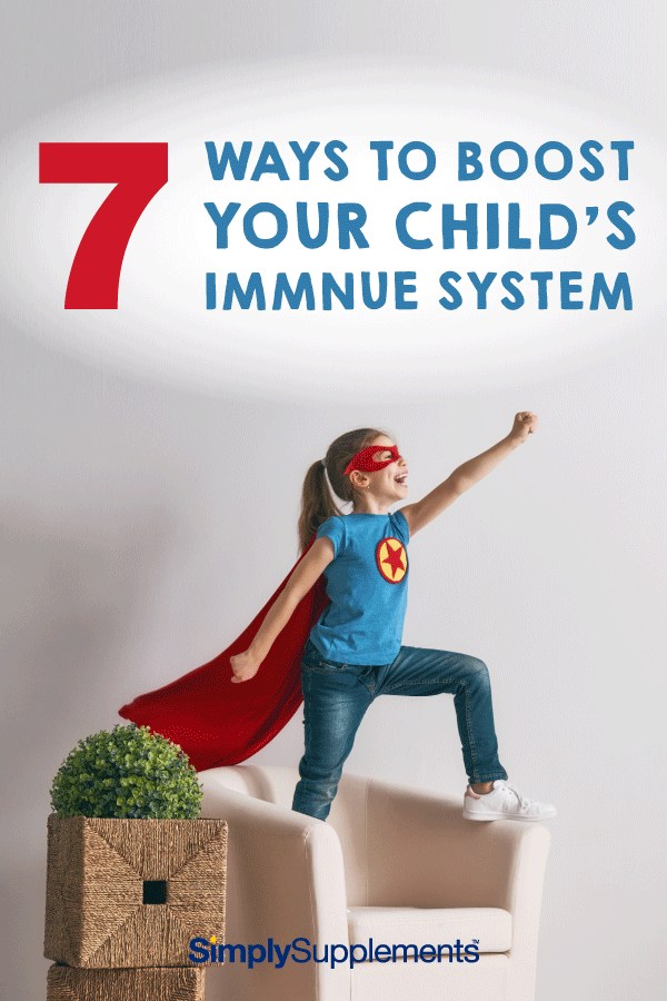 How to boost the immune system of your kids - naturally and fast. Uncover what science tells us can help your child to stay fit and healthy, fighting off viruses like never before.