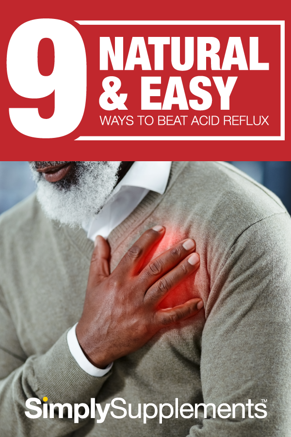 Acid reflux can be uncomfortable and sometimes dangerous. Fortunately there are a number of proven natural remedies to help you sleep better at night and enjoy your food more.