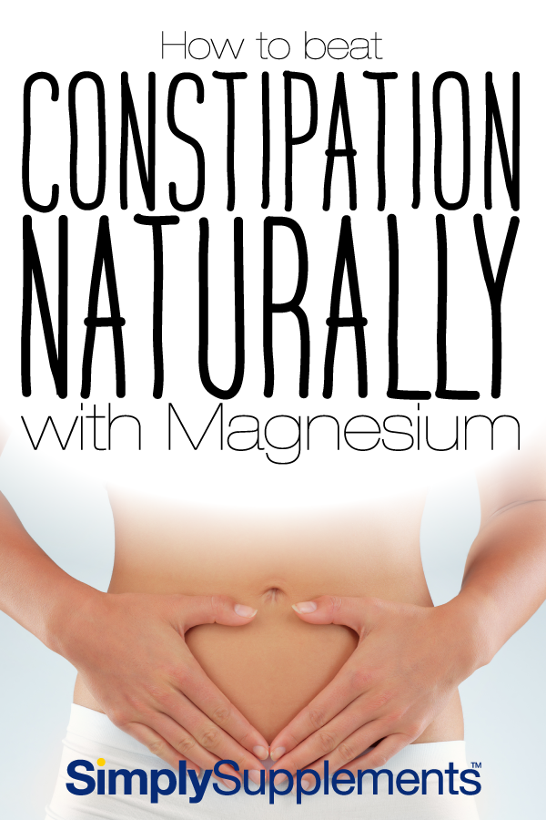 Constipation relief using magnesium for a quick, natural remedy. Discover the type of magnesium you should be using for rapid relief and how much to take for maximum effect.