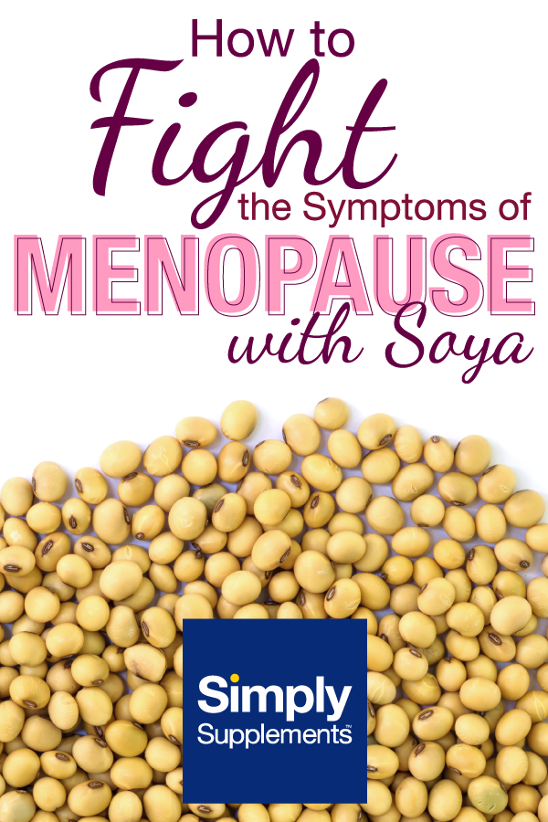 Does soy really help to naturally treat the symptoms of the menopause? If so, how does it help, and how much soy should you be taking to reduce hot flashes and night sweats?