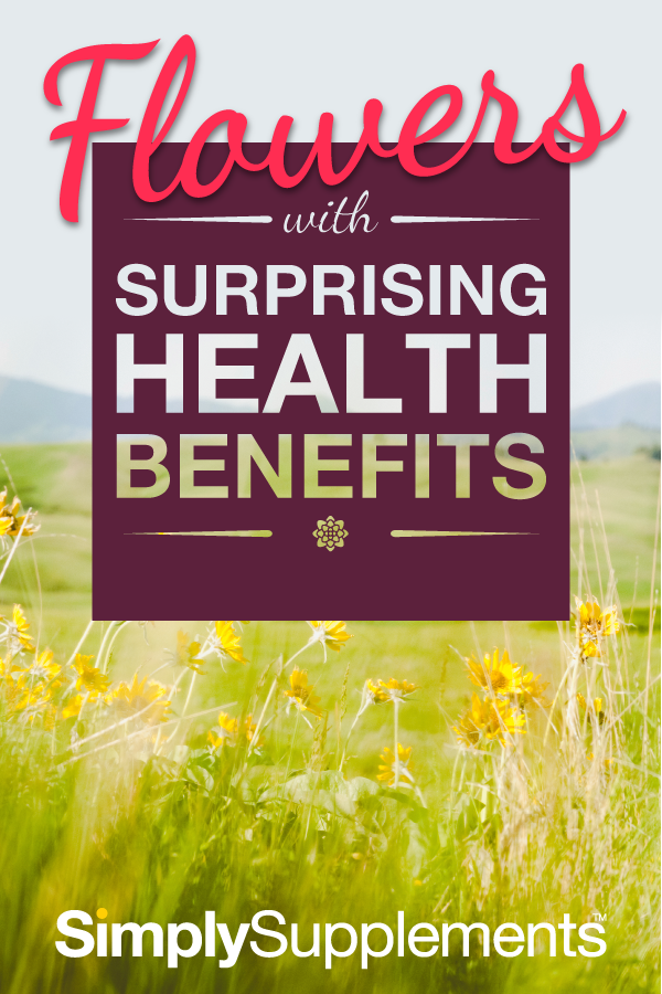 What health benefits can you derive from flowers? You might be surprised by what you read, and how these plants can offer relief for a wide range of different health conditions.