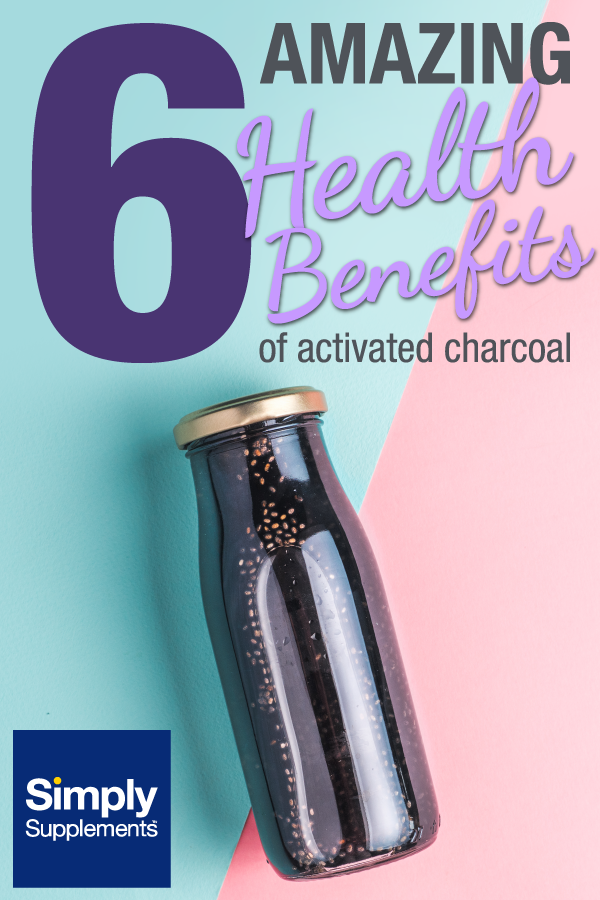 What are the benefits of activated charcoal - according to science? It's not just about tooth whitening but also a whole host of other natural health benefits.