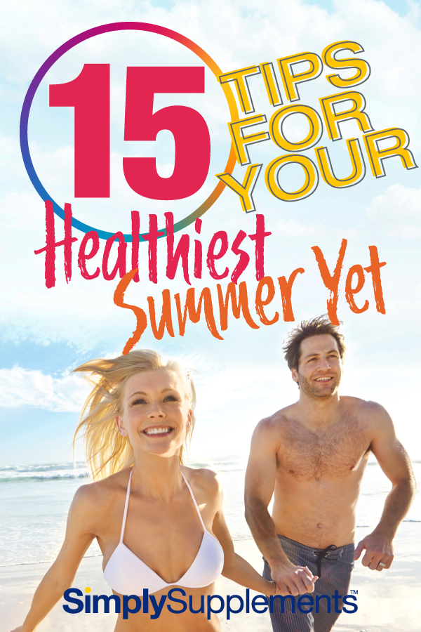 Summer health tips to help you stay motivated and achieve your goals. Make the most of your diet and exercise program to enjoy your best summer yet.
