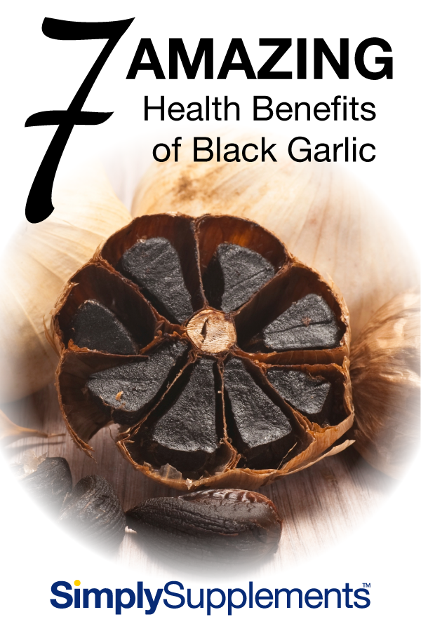 Black garlic has a surprising number of health benefits! Discover how this super food can really boost you through healthy recipes and black garlic products.
