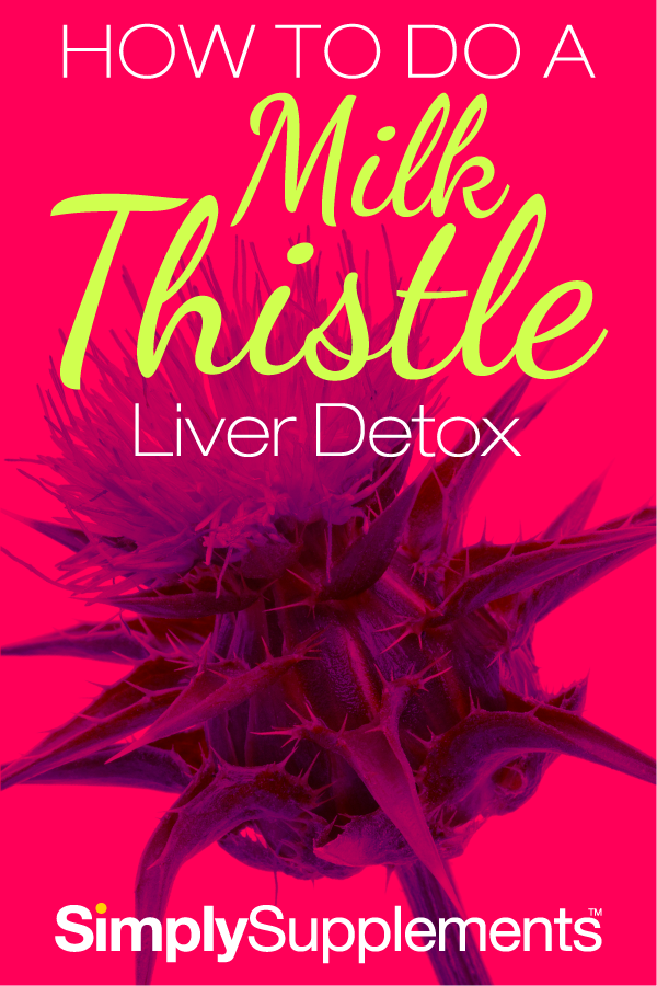 Cleanse and detox your liver with the well-known natural remedy Milk Thistle. Find out whether you ned a cleanse, and if so how to combine diet and supplements to achieve your goals.