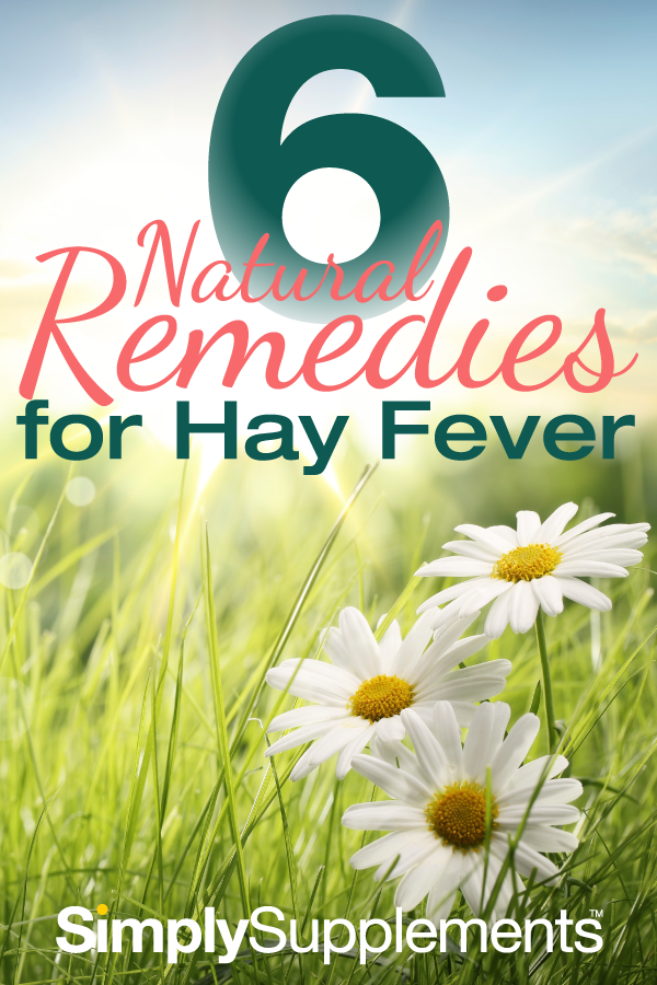 Natural hayfever remedies to treat a runny nose, sore throat and other allergies. Proven tips to maintain your health when pollen levels are high.