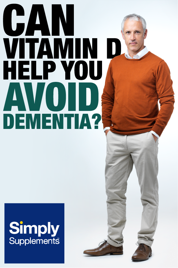 Can vitamin D have an effect on dementia? Find out whether a vitamin D deficiency can cause health issues including affecting cognitive function.