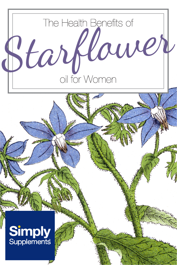 Starflower oil - also known as borage oil - has a number of potential health benefits. Learn more about this amazing home remedy and how it could help you maintain good health.