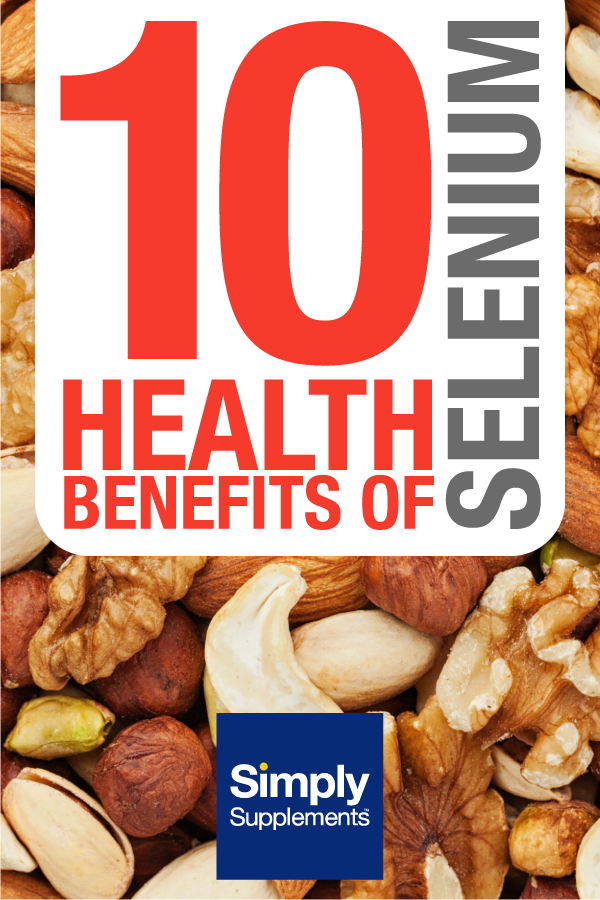 Discover the incredible health benefits of selenium in your diet. Discover how it can affect hair and skin among other things, the risk of selenium deficiency and what foods are rich in selenium.