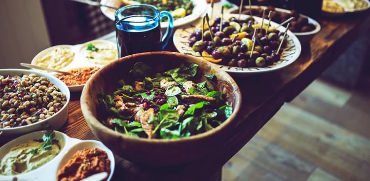 Getting Protein from a Vegetarian or Meat-Free Diet