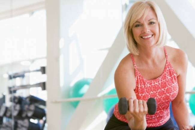 The Importance of Strong Muscles for the Over 50s