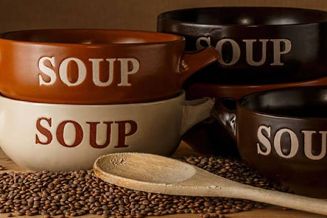5 Warming Immune Boosting Soups