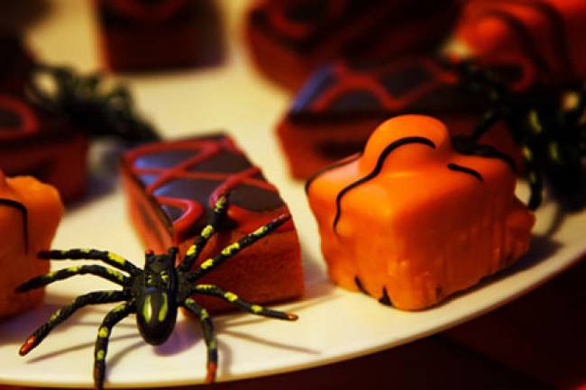 Ghoulish Healthy Halloween Treats