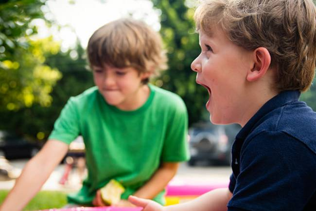 Can Nutrition Affect Children's Behaviour?